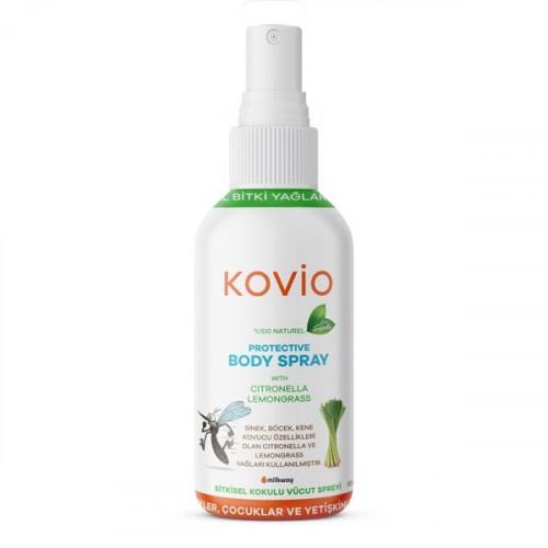 Milkway Kovio Bitkisel Formüllü Sinek Kovucu Vücut Spreyi