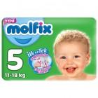 Molfix Bebek Bezi Ultra Avantaj Paketi 5 No 112 li