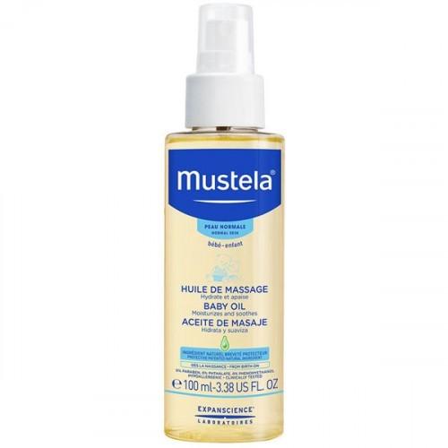 Mustela Baby Oil Masaj Yağı 100 ml