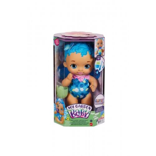 My Garden Baby Kelebek Bebeğimin Yemek Zamanı Mavi Saçlı Bebek GYP01