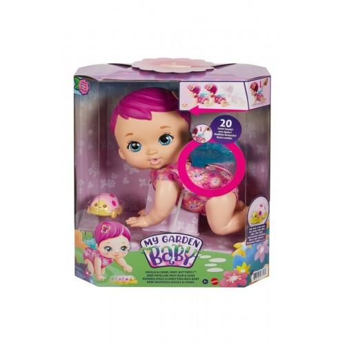 My Garden Baby Neşeli ve Hareketli Kelebek Bebeğim GYP31