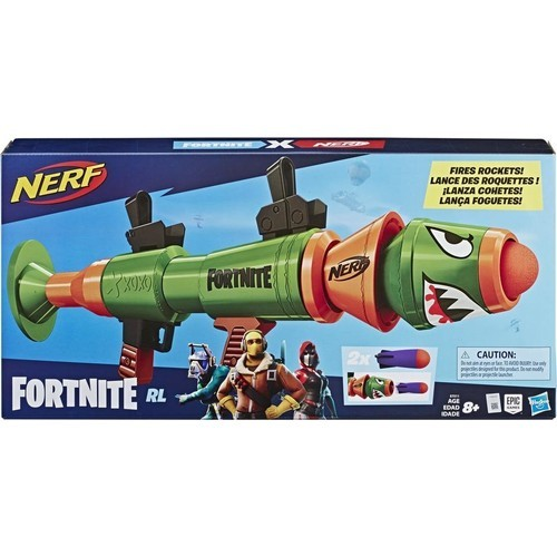 Nerf Fortnite Rl E7511
