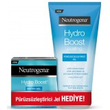 Neutrogena Hydro Boost Water Gel 50 ml + Peeling Jel 150 ml