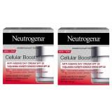 Neutrogena Cellular Boost Yaşlanma Karşıtı Gündüz + Gece Kremi 50 ml