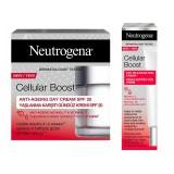 Neutrogena Cellular Boost Yaşlanma Karşıtı Gündüz + Göz Kremi 50 ml