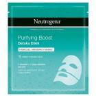 Neutrogena Purifying Boost Hidrojel Arındırıcı Maske 30 ml