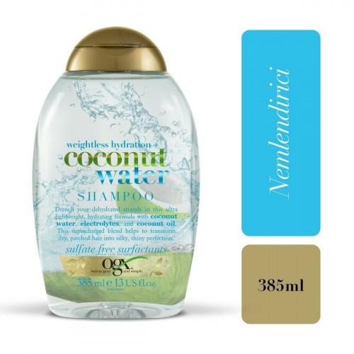Ogx Coconut Water Nemlendirici Şampuan 385 ml