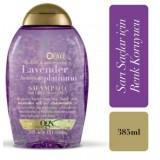 Ogx Sarı Saçlar için Renk Koruyucu Lavender Platinum Şampuan 385 ml
