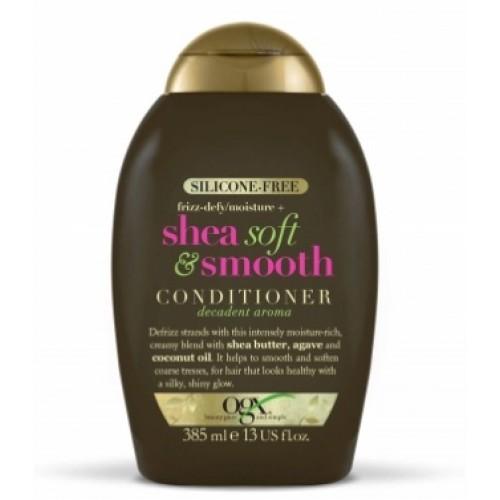 Ogx Shea Soft & Smooth Elektriklenme Karşıtı Saç Bakım Kremi 385 ml