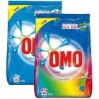 Omo Toz Deterjan Active Fresh 6 kg + Color 6 kg