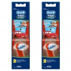 Oral-B Stages Power Diş Fırçası Yedeği 2'li Paket (THE CARS) x 2 Adet