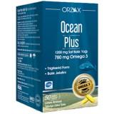 Ocean Plus 1200 mg Saf Balık Yağı 50 Kapsül
