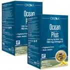Ocean Plus 1200 mg Saf Balık Yağı 50 Kapsül x 2 Adet