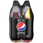 Pepsi Max Cola Pet 4x1 lt