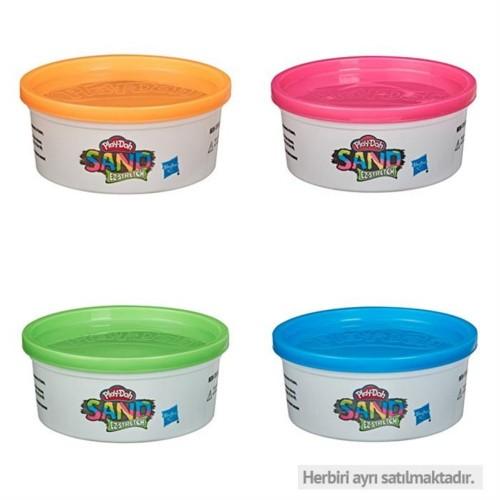 Play-Doh Esnek Kum Tekli Hamur E9007