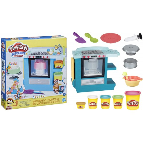 Play-Doh Kek Fırını Oyun Seti F1321