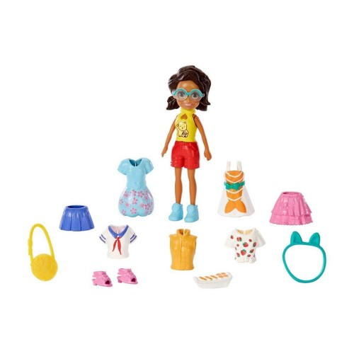Polly Pocket Seyahatte Oyun Seti Gft93