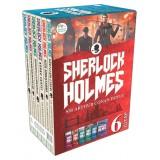 Sherlock Holmes Seti 6 Kitap (Kutulu) - Sir Arthur Conan Doyle