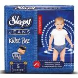 Sleepy Jeans Külot Bez Junior 5 No 24 lü