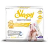Sleepy Islak Havlu Sensitive 50 li x 3 Adet (150 Yaprak)