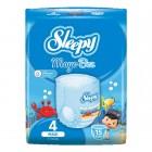 Sleepy Mayo Bez Maxi 4 No 15 li