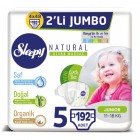 Sleepy Natural Bebek Bezi Junior 5 No 48 li x 4 Adet
