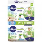 Sleepy Natural Külot Bez Maxi 4 No 60 lı