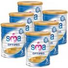 SMA 3 Optipro Devam Sütü 800 gr x 6 Adet