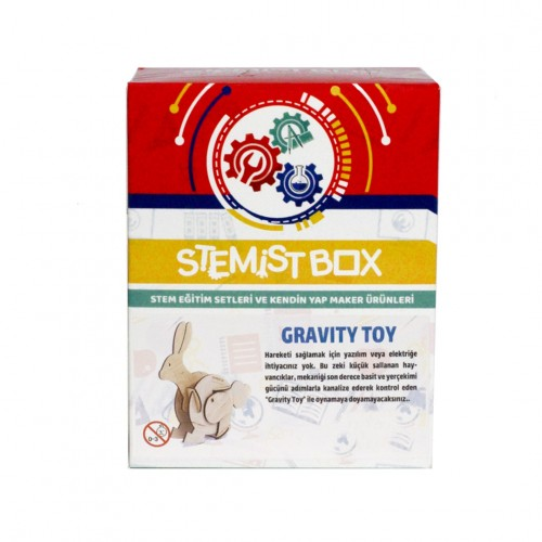 Stemist Box Gravity Toy