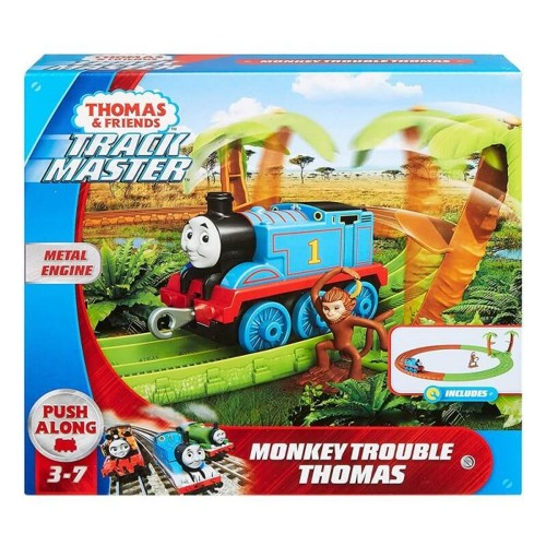 Thomas Friends Thomas Afrika'da Oyun Seti GJX83