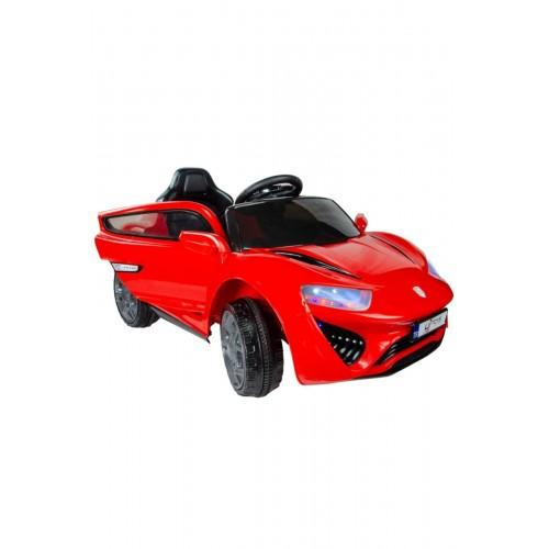 Uj Toys Jagor Akülü Araba 12V Kırmızı