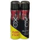 Xo Black Premium Kadın Deodorant 150ml x 2 Adet