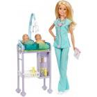 Barbie ve Meslekleri Oyun Seti DHB63