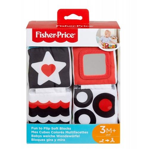 Fisher Price Eğlenceli Küpler GFC37