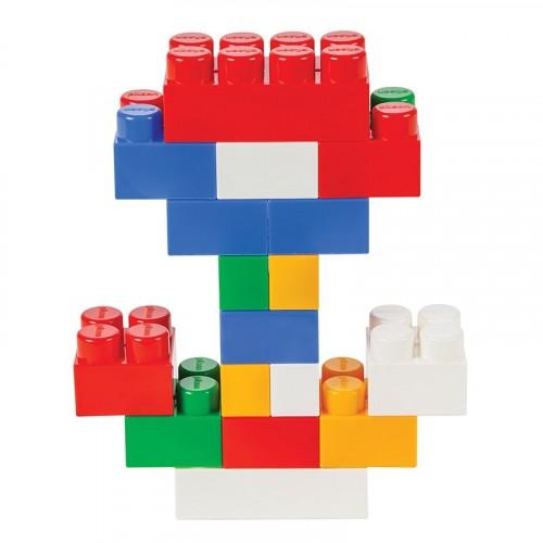 Pilsan Master Bloklar 62 Parça Torbalı 03-511