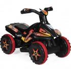 UJ Toys 6V Akülü ATV - Siyah