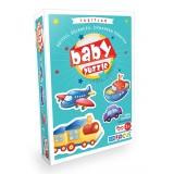 Blue Focus Yayınları Baby Puzzle- Taşıtlar BF156