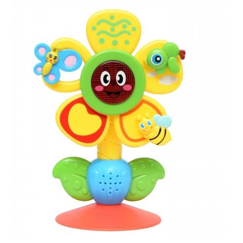 Bondigo Döndür ve Oyna - Yemek Arkadaşım Sevimli Çiçek BL1070