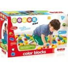 Dolu Renkli Bloklar 35 Parça 5012