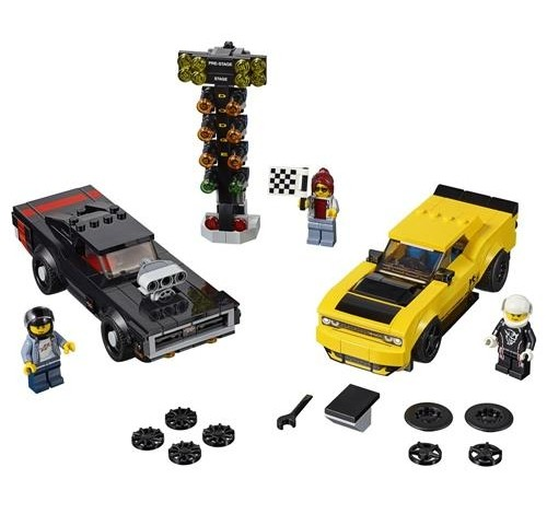 Lego Speed Champions Dodge Challenger 75893