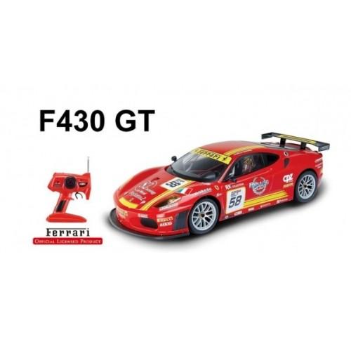 MJX Ferrari F430 GT 58 1:10 Uzaktan Kumandalı Araba 8208B