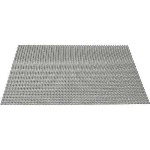 Lego Classic Gray Baseplate 10701