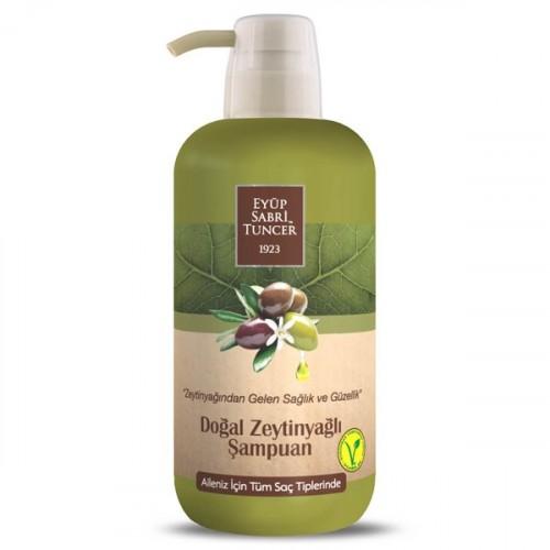 Eyüp Sabri Tuncer Şampuan Doğal Zeytinyağlı 600 ml