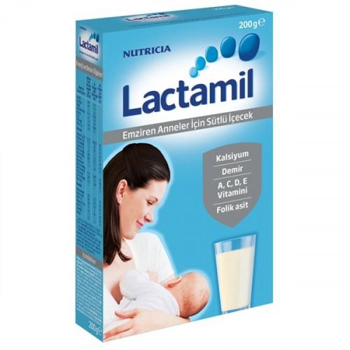 Lactamil Emziren Anneler İçin Sütlü İçecek 200 gr