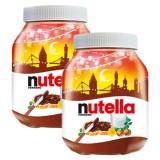 Nutella Ramazan Kakaolu Fındık Kreması 825 gr x 2 Adet