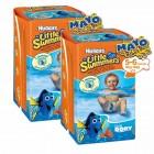 Huggies Mayo Bebek Bezi Little Swimmers Büyük 11 li x 2 Adet