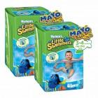 Huggies Mayo Bebek Bezi Little Swimmers Küçük 12 li x 2 Adet