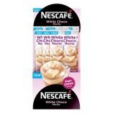 Nescafe White Choco Mocha Aromalı 19,2 gr x 24 Adet