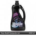Woolite Sıvı Çamaşır Deterjanı Siyah 3 lt