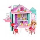 Barbie Chelsea nin İki Katlı Evi DWJ50